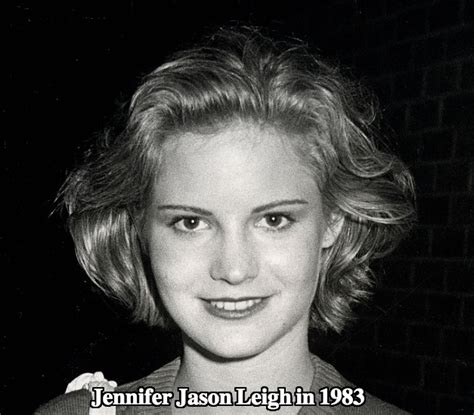 jennifer jason leigh when she was younger latest plastic surgery gossip and news plastic surgery