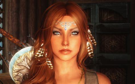 best hair mod for skyrim danariel stormbow at skyrim nexus mods and community
