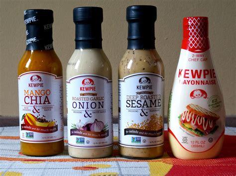 kewpie dressing kewpie dressings and saut 233 sauces s table
