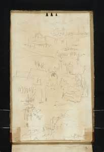 St Yves Mw 41 joseph mallord william turner four sketches including