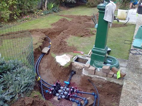 centraline per irrigazione giardino casa immobiliare accessori centralina impianto irrigazione