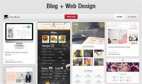 best designed blog best in web design for june 2013 mkels com