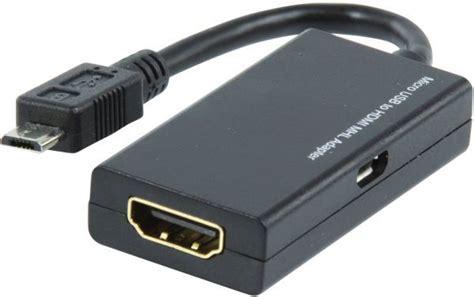 Kabel Mhl cara menghubungkan hape android ke tv dengan atau tanpa kabel pricebook