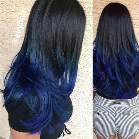 tips on the bottom of hair tie and dye et ombr 233 hair la tendance qui fait son