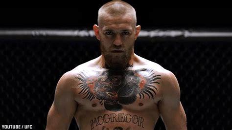mcgregor tattoo 2016 the return of the king dana white confirms conor mcgregor