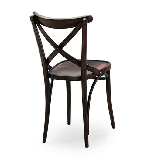 la sedia srl sedie in legno senza braccioli per ristorante e bar