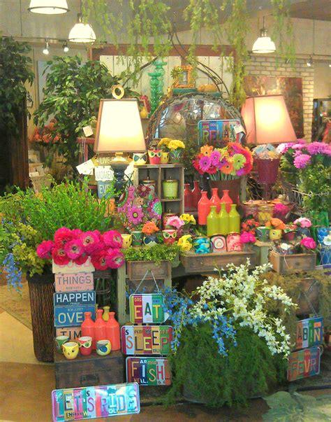 home garden decor store spring 2013 display lexington floral shoreview mn