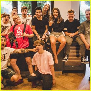 Team Imus Whos In Whos Out by Jake Paul Erika Costell S 4th Of July Lit Up The