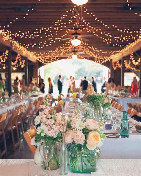 wedding string lights breathtaking wedding reception d 233 cor ideas with string