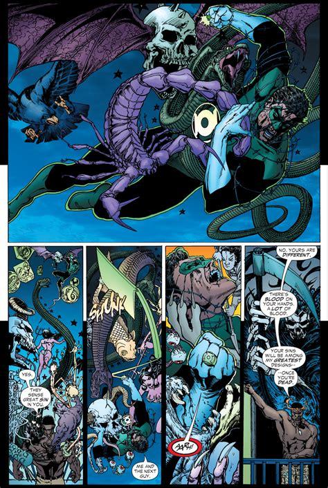 the tattooed man batman and green lantern vs the tattooed comicnewbies