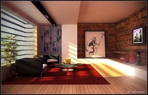 Ideas Artistic Designs For Living Dise 241 Os De Interiores Living Moderno