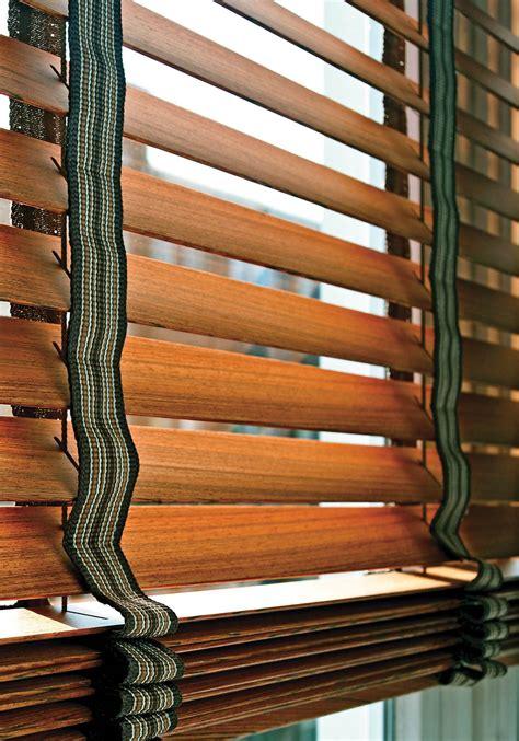 cortina de madera persiana horizontal de madeira persianas de madeira