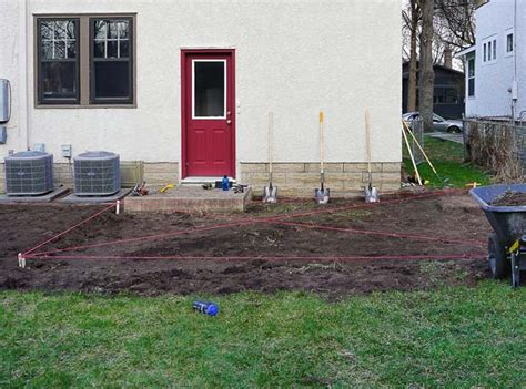 how to lay a brick patio diy how to lay a level brick paver patio corner