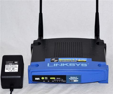 Wireless Router Linksys Wrt54g linksys wrt54g version v6 wireless g broadband router