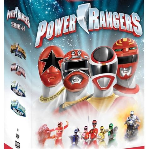 Power Rangers In Space Complete power rangers zeo turbo in space lost galaxy complete seasons can t wait for seasons 8 19