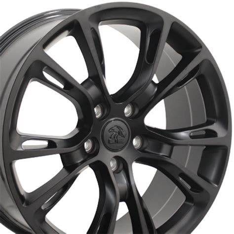 Jeep Grand 20 Inch Wheels 20 Quot Srt8 Wheel Matte Black 20x8 5 Fits Jeep Grand