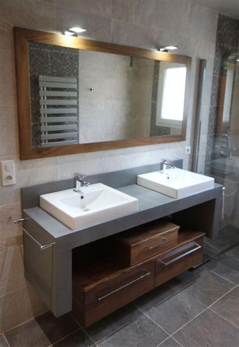 meuble salle de bain noyer obasinc
