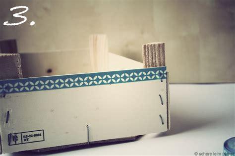 obstkisten de obstkisten upcycling schereleimpapier diy f 252 r