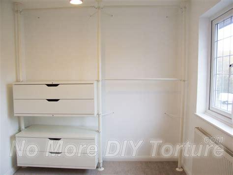 ikea stolmen wardrobe storage system wardrobes specialist wardrobe design ideas home office