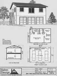 2 Story Garage Plans With Apartments by 1000 Ideas About Garage Apartment Plans On Pinterest
