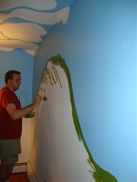 how to paint bedroom walls how to paint jungle theme bedroom walls