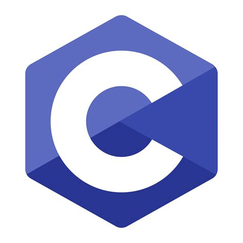 Letter C PNG images free download C- Programming Logo