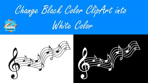 picsart clipart tutorial picsart tutorial how to change black color clipart into