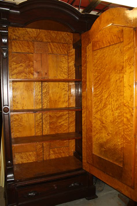 Mirrored Wardrobes For Sale Mirrored Arch Top Wardrobe For Sale Antiques