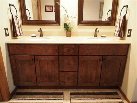 St Paul Bathroom Vanity by Showroom Aj Alberts Plumbing