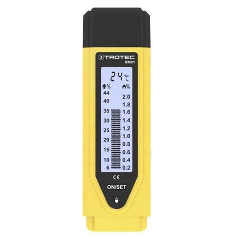 testeur d humidit 233 trotec achat vente de testeur d humidit 233 trotec comparez les prix sur
