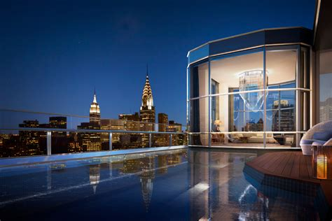 penthouses in new york 100m nyc penthouse for sale at 50 un plaza