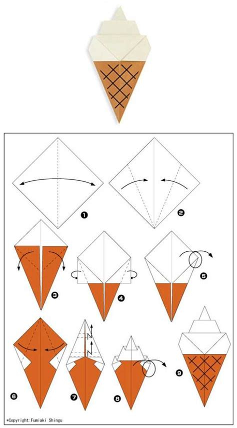 Origami Figures - how to create simple origami figures klyker