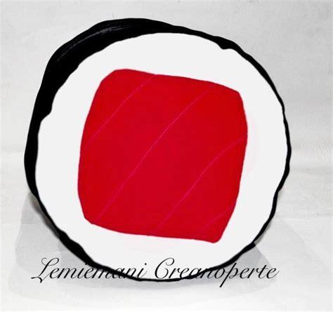 cuscini sushi cuscini sushi 28 images oggetti design cuscino sushi