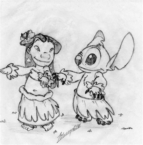 lilo and stitch hula coloring pages hula lilo stitch quotes quotesgram