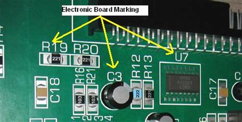 diode board markings about electronic board marking electronics repair and technology news