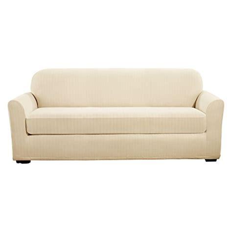 white stretch sofa slipcover white sofa slipcover home furniture design
