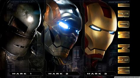 evolution armor iron man hd desktop wallpaper
