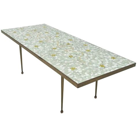 Mosaic Table L Mosaic Table Switzerland 1950s For Sale At 1stdibs
