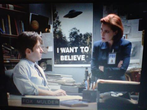 Vcd Original The X Files And I Want To Believe i want to believe x files poster part of psychological warfare