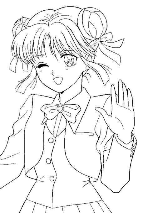 Coloriage Manga Fushigi Yuugi Gratuit 4397 H 233 Ros Coloriage Gratuit En Ligne Pour Fille L