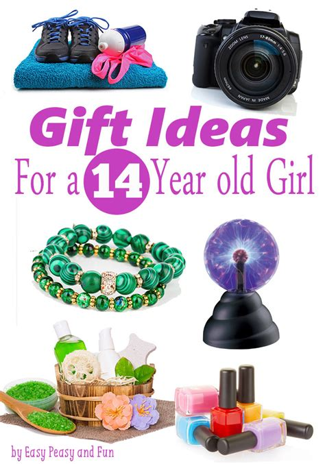best gifts for a 14 year old girl easy peasy easy and gift