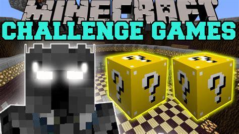 best minecraft challenges minecraft popularmmos challenge lucky block mod