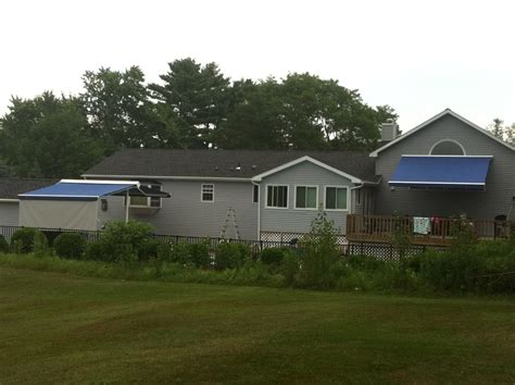 Awnings Massachusetts by Sondrini Retractable Roofs And Freestanding Awnings