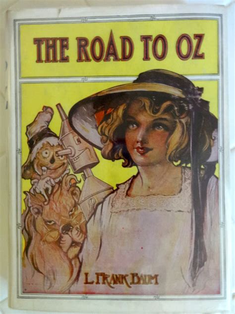 Road To Oz sale vintage the road to oz book l frank baum near
