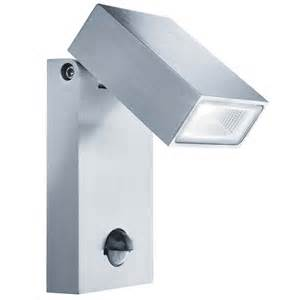 motion sensor outdoor wall light 7585 stainless steel led outdoor wall light with motion sensor