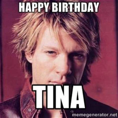 Tina Meme - funny happy birthday wishes kappit