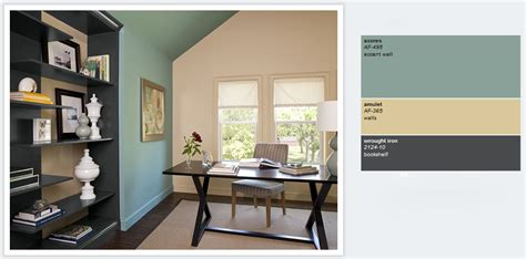 color ideas for office walls best home office paint colors home painting ideas