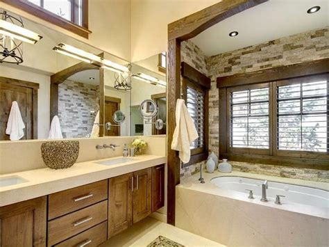 Modern Rustic Bathroom Ideas Bloombety Modern Style Rustic Bathroom Design Vanities