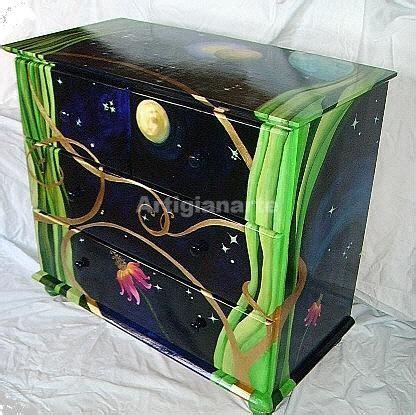 mobili decorati a mano mobili dipinti a mano e decorati come li hai sempre desiderati