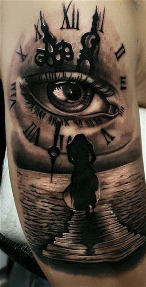 tattoo design time best 25 time piece tattoo ideas on pinterest clock